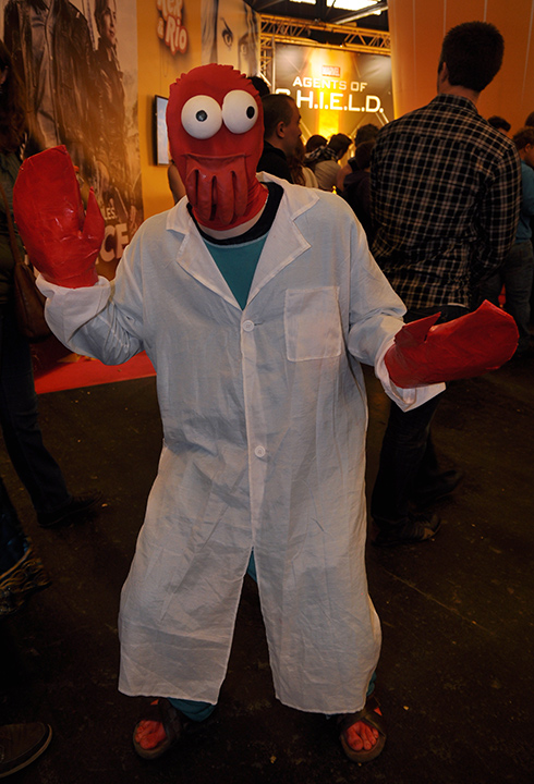 F.A.C.T.S. 2013 — Docteur Zoidberg