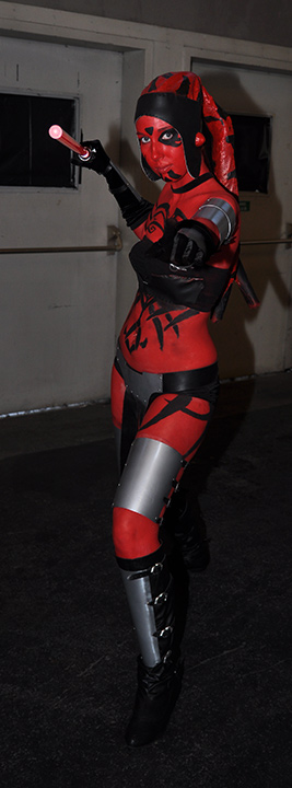 F.A.C.T.S. 2011 — Darth Talon