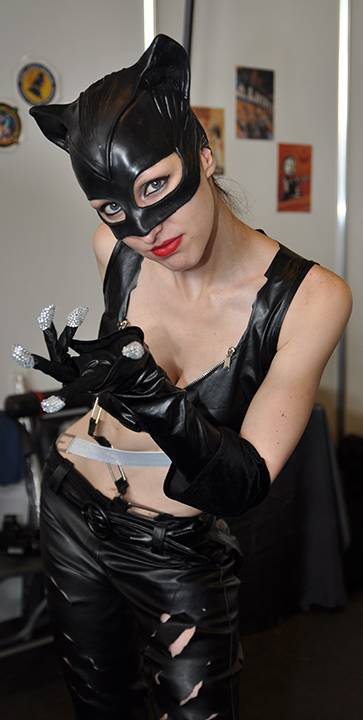 F.A.C.T.S. 2011 — Catwoman