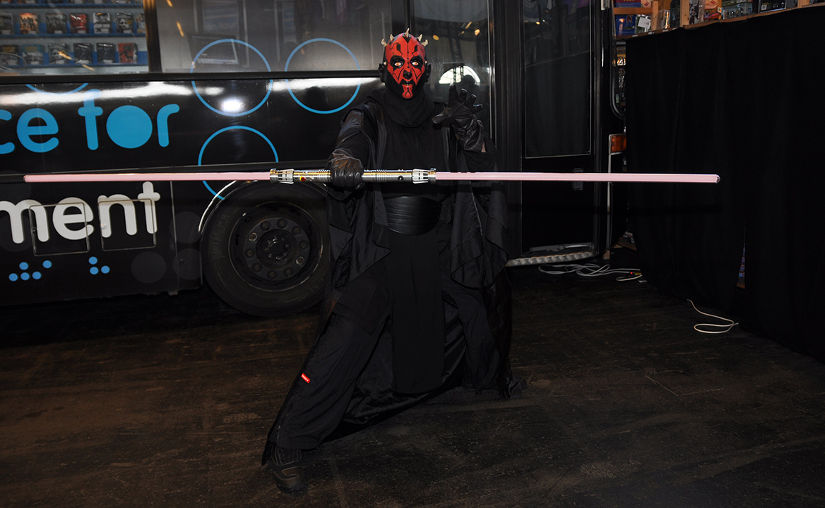F.A.C.T.S. 2011 — Darth Maul